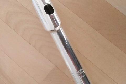 Flauta Brannen de plata